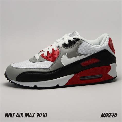 Nike Airmax90 01 nike air max 90 id 455686 993 01 sneakers addict