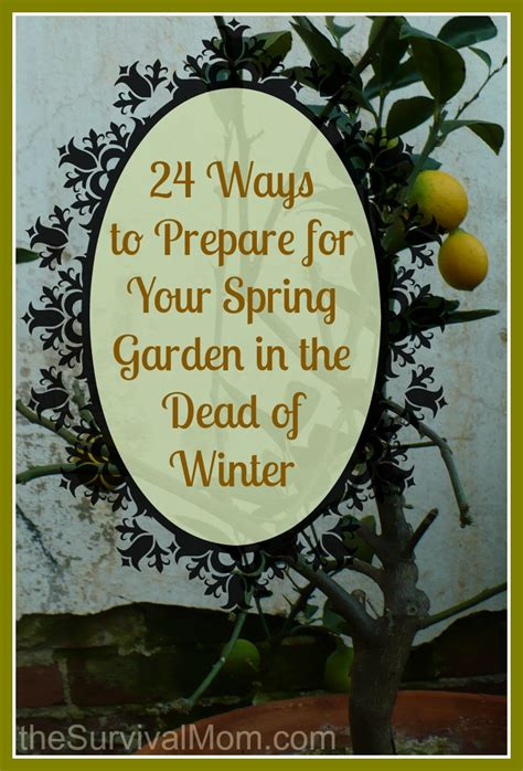 how to prepare garden for winter 24 ways to prepare for your garden in the dead of