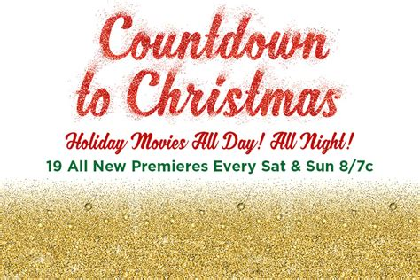 Hallmark Sweepstakes 2016 - christmas countdown to christmas 2016 movies specials sweepstakes hallmark channel