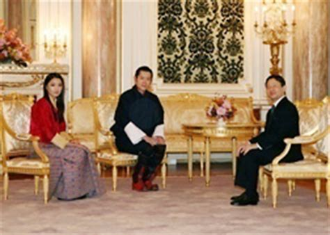 Mofa Bhutan by Mofa State Visit Of Their Majesties The King And Of