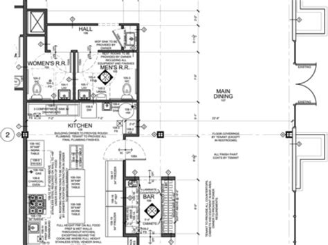 small commercial kitchen floor plans architectural floor plans with dimensions architectural