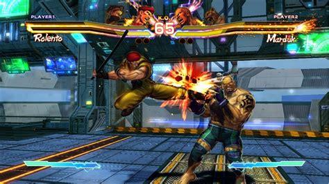 fighter x tekken screenshots geforce fighter x tekken screenshot 8