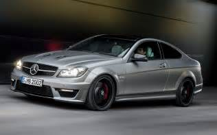 Mercedes C63 Amg 2014 Price 2014 Mercedes C63 Amg Edition 507 Front Three Quarter
