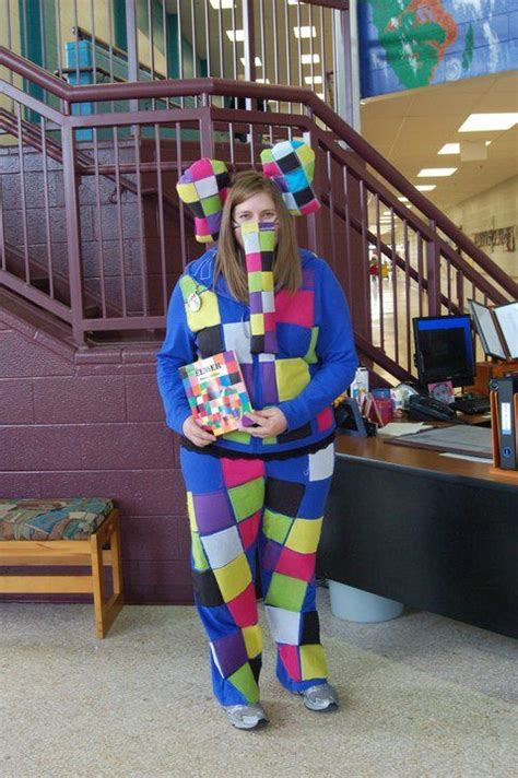elmer  elephant book week costumes google search