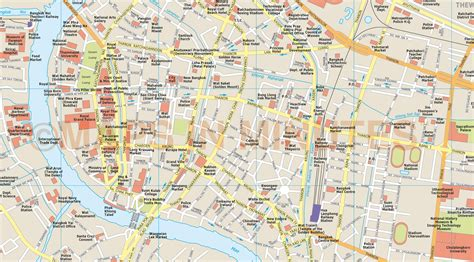 pdf maps bangkok city map