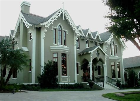 gothic revival style homes new gothic revival historic house colors