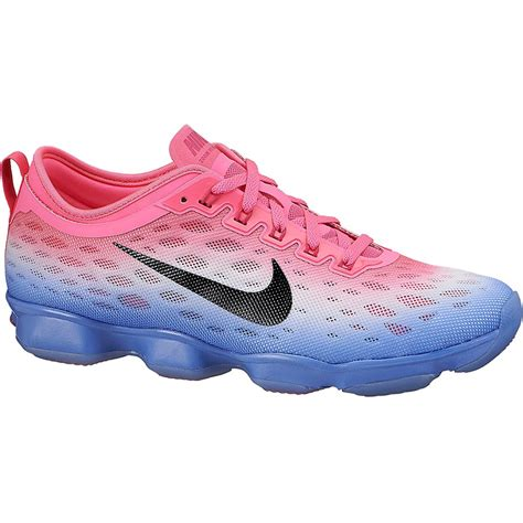 running shoes fit nike zoom fit agility s running shoe pink pow