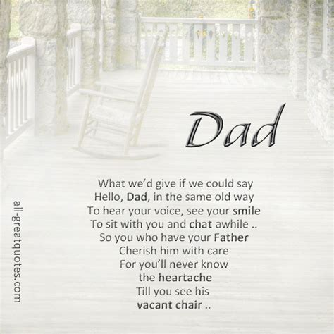 in loving memory dad quotes quotesgram