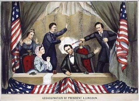 what year was lincoln assasinated jesuits federal