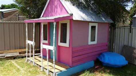 fabulous cubbyhouse plans   kidz