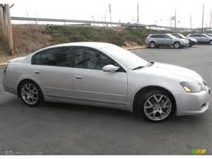 2005 Nissan Altima 3 5 Se Sheer Silver Metallic 2005 Nissan Altima 3 5 Se R Exterior