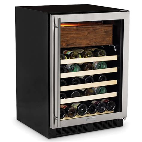 Cool Salt And Pepper Shakers by Wine Fridge With Cigar Humidor The Green Head