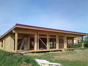 construction 233 cologique bois les bacs acier et