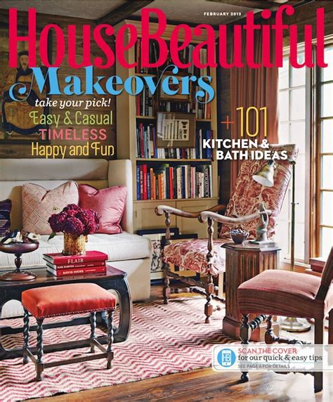house beautiful subscription house beautiful makeovers timeless on park avenue