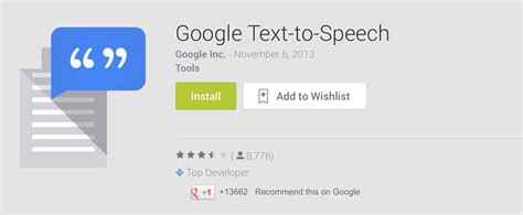 android text to speech text to speech android apps on play lengkap
