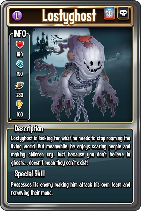 Gift Card Monster - monster legends cards collection social point