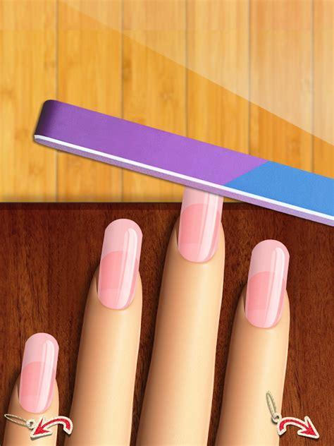 painting nails dress up nail top makeup and makeover salon android
