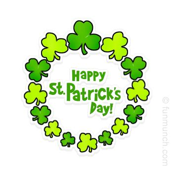 happy birthday on st s day clip st s day clipart clipart suggest