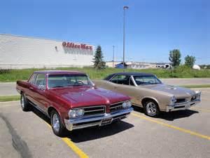 Pontiac Gto 64 On Black 64 66 Pontiac Gto By Dvs1mn Large