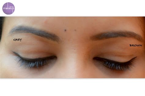 Maybelline Eyebrow Kit maybelline fashion brow duo shaper brown grey review