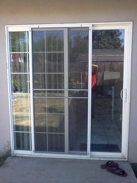 Patio Screen Doors Replacement Stylish Repair Patio Screen Door Screen Door I Loosened The Screws Top And Bottom But The