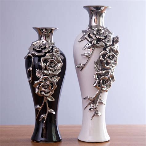 Black Vases For Sale by Vases Inspiring Large Black Vases For Sale Large Floor