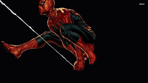 wallpaper keren spiderman gambar gambar spiderman keren lengkap