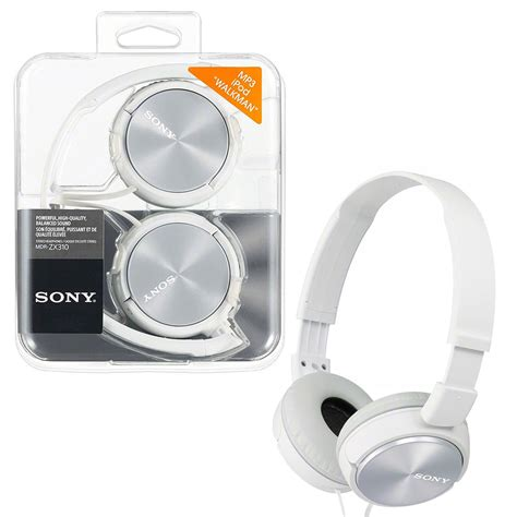 Sony Mdr Zx310 Sound Monitoring Headphone Headset Sony Mdr Zx310ap Ori new sony mdr zx310 stereo monitor headphones
