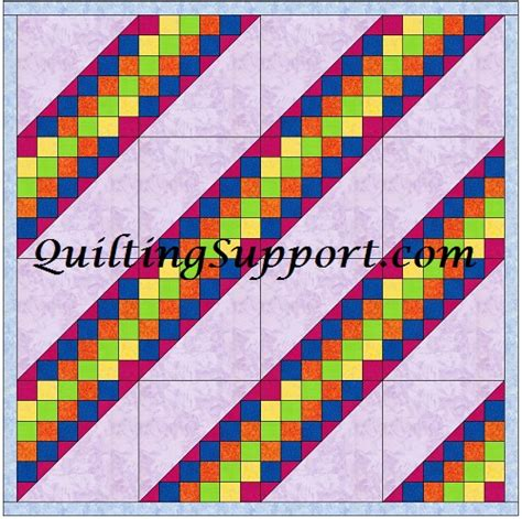 checkerboard template patterns