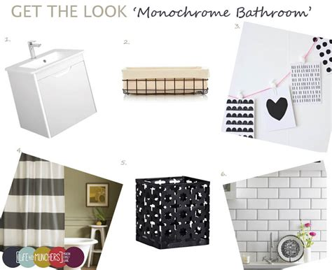 monochrome bathroom ideas monochrome bathroom ideas 28 images monochrome