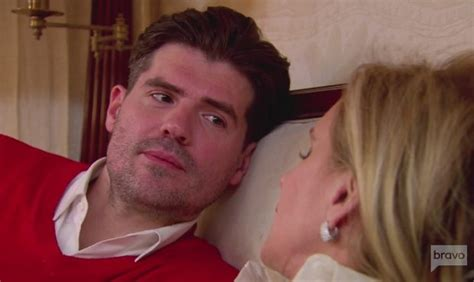 sonja boyfriend sonja watches rhony with quot frenchie quot boyfriend in