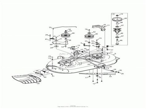 huskee lt4200 lawn mower wiring diagram 4600 huskee