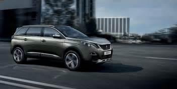 Peugeot 5008 Suv Nieuwe Peugeot 5008 Suv Gt Veiligheid En Rijcomfort