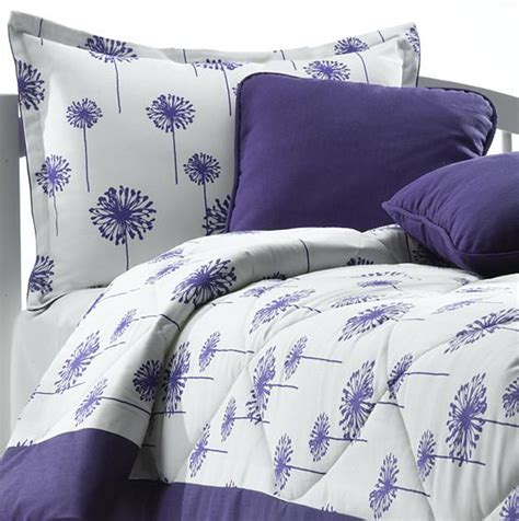 Purple Dorm Comforter Twin Xl Bedding American Made Xl Bedding For Dorms