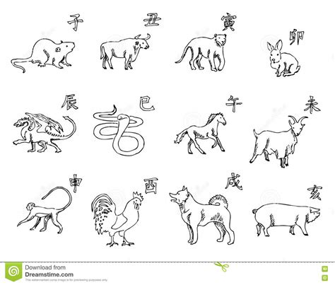 new year animal symbols new year animal symbols 28 images zodiac signs the 12
