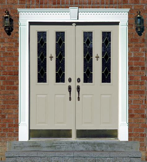 Exterior Door Molding by Exterior Trim Door Trim And Dentil Exterior Door Trim