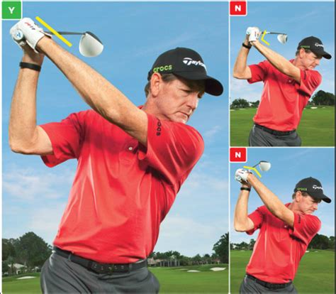 shorten golf swing why most golfers won t improve their golf swing