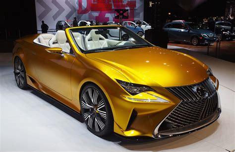 lexus lf c2 up with lexus lf c2 at l a auto