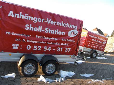 Anhaenger Mieten Paderborn by Anh 228 Nger Mieten Paderborn Hause Deko Ideen