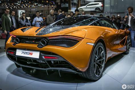 Geneva 2017: McLaren 720S Hennessey Ok