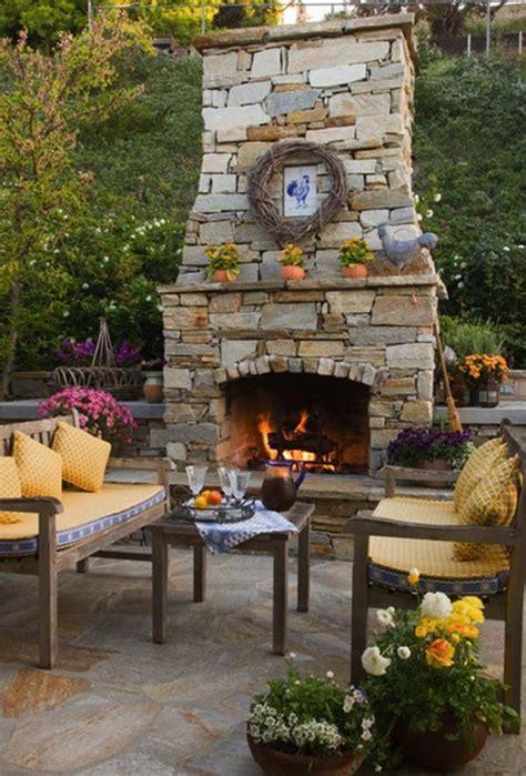 best 25 outdoor fireplace designs ideas on