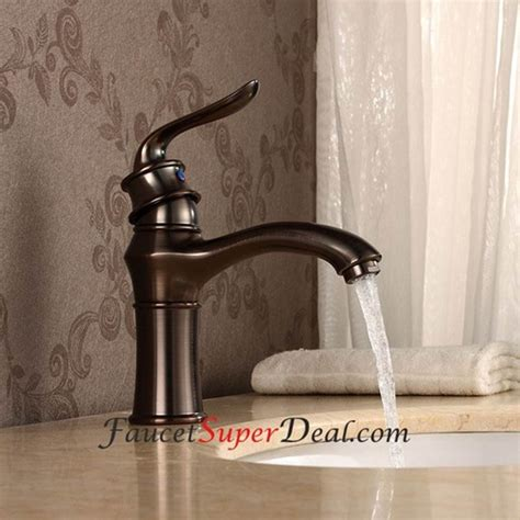 antique bronze bathroom faucet antique rubbed bronze finish single handle centerset bathroom sink faucet faucetsuperdeal