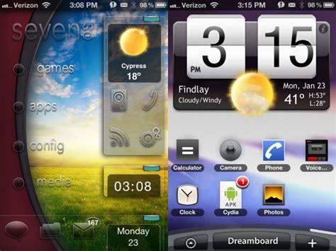change themes on iphone best iphone 4s jailbreak apps tweaks in cydia