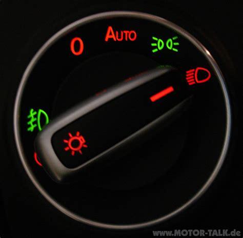 Kontrollleuchten Auto Vw Golf 6 by Unbenannt Frage An Alle Xenon Halogen Fahrer Zwecks
