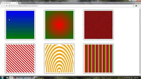 css tutorial gradient background css3 gradient background html css tutorials for