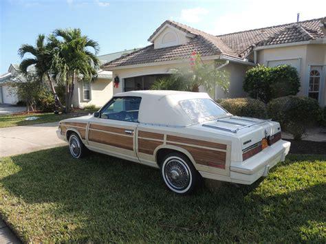 Chrysler Convertible Cars by 1983 Chrysler Lebaron Convertible Classic Chrysler