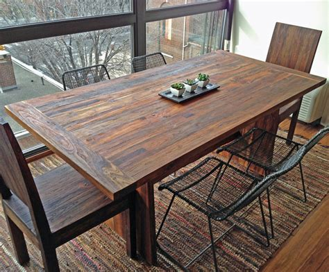 kitchen breathtaking reclaimed kitchen table ideas