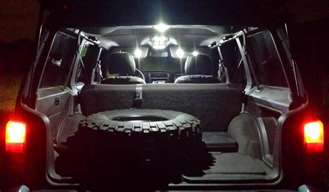 Jeep Zj Interior by Leds Included