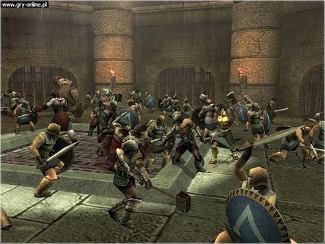 Warrior Ps2 Original spartan total warrior screenshots gallery screenshot 19 51 gamepressure