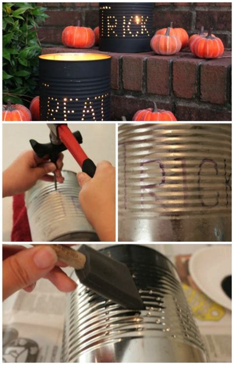 cool halloween decorations to make at home 40 easy to make diy halloween decor ideas diy crafts